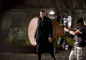 X-Men Origins: Wolverine (2009) - Behind the Scenes photos