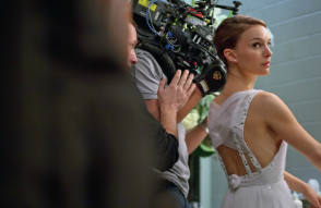 From the Black Swan (2010) - Behind the Scenes photos