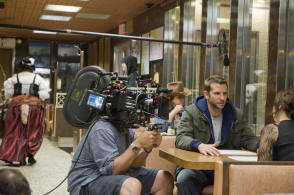 Filming Silver Linings Playbook (2012) - Behind the Scenes photos