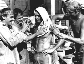 Cool Hand Luke (1967) - Behind the Scenes photos
