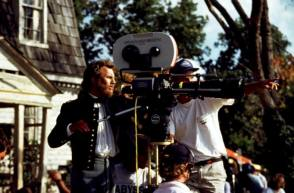 Kevin Costner directs - Behind the Scenes photos