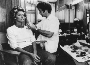 The Secret Behind Farrah's Fabulous Hair - Behind the Scenes photos
