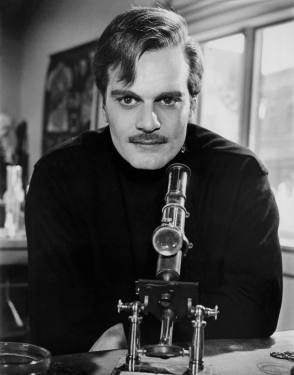Omar Sharif as Doctor Zhivago (1965)