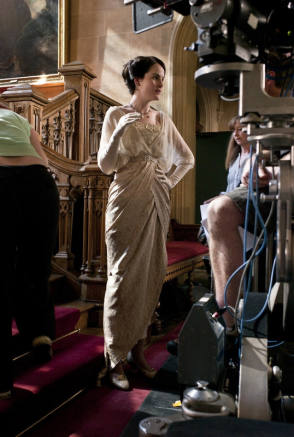 Downton Abbey (2010) - Behind the Scenes photos