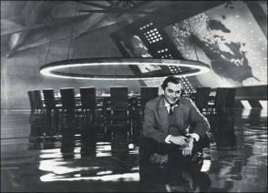 Ken Adam : Dr. Strangelove (1964) - Behind the Scenes photos