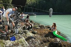 Ariel – Once Upon A Time (2011) - Behind the Scenes photos