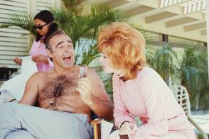 Connery with Jill : Diamonds Are Forever (1971)
