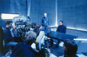 Equilibrium (2002) - Behind the Scenes photos
