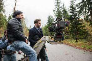 On Location : The Interview (2014) - Behind the Scenes photos