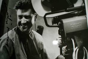 David Lynch : Mulholland Drive (2001) - Behind the Scenes photos