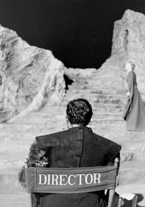 Orson Welles : Macbeth (1948) - Behind the Scenes photos