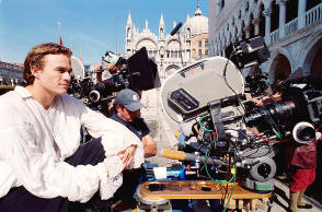 On Set of Casanova (2005) - Behind the Scenes photos