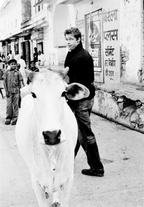 Brad Pitt : Seven Years in Tibet (1997) - Behind the Scenes photos