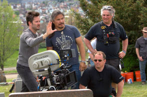 Scott Cooper Directs - Behind the Scenes photos