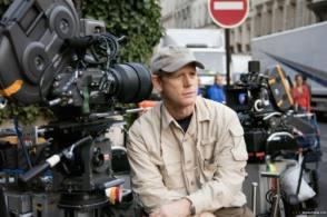 On Set of The Da Vinci Code (2006)