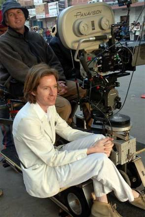 On the Set of The Darjeeling Limited (2007) - Behind the Scenes photos