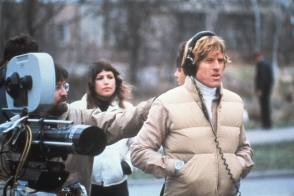 Robert Redford Directs - Behind the Scenes photos