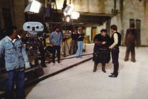 On Location : Star Wars (1977) - Behind the Scenes photos