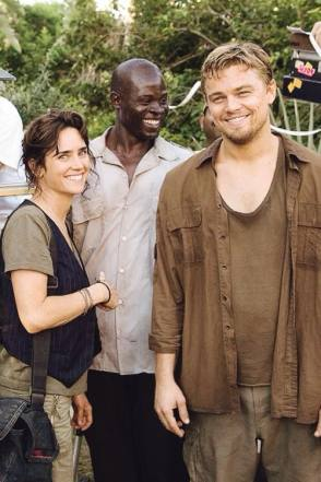 From the Film Blood Diamond (2006) - Behind the Scenes photos