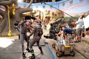 Filming Rise of the Planet of the Apes (2011)