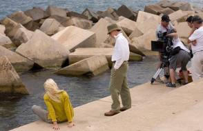 On Location : Vicky Cristina Barcelona - Behind the Scenes photos