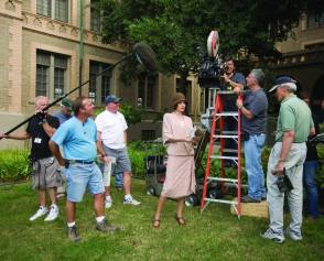 On Location : Changeling (2008) - Behind the Scenes photos