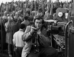 On the Set of Spartacus (1960) - Behind the Scenes photos