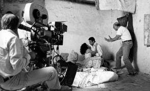 Filming Carmen (1984) - Behind the Scenes photos