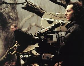 On Set of Sleepy Hollow (1999)