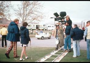 Filming Ordinary People (1980) - Behind the Scenes photos