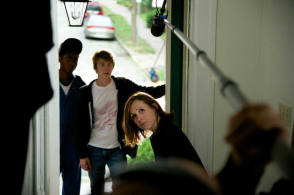 On Location : Me and Earl and the Dying Girl (2015) - Behind the Scenes photos