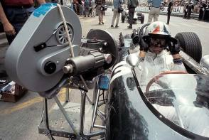 On Set of Grand Prix (1966)