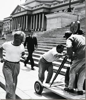 Filming Mr. Smith Goes to Washington (1939) - Behind the Scenes photos