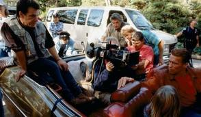 On Location : Last Action Hero (1993) - Behind the Scenes photos