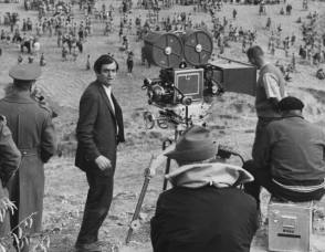 On Location : Spartacus (1960) - Behind the Scenes photos