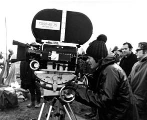 Filming Macbeth (1971) - Behind the Scenes photos