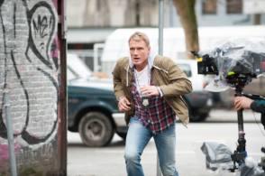 Filming Skin Trade (2014)