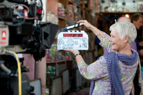 On Location : The Best Exotic Marigold Hotel (2012)
