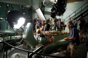 From the Film Captain America: The First Avenger (2011) - Behind the Scenes photos