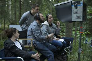 In the Forest to Make The Forest - Behind the Scenes photos