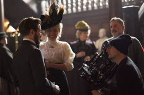 On Location : The Knick (2014) - Behind the Scenes photos