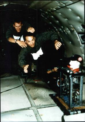 On Set of Apollo 13 (1995) - Behind the Scenes photos