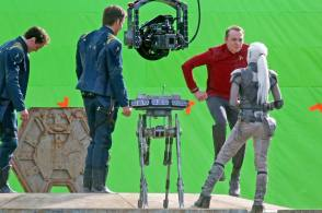 On Location : Star Trek Beyond (2016) - Behind the Scenes photos