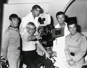 On Set of Star Trek : The Motion Picture (1979)