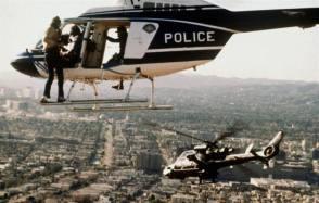 Filming Blue Thunder (1983)