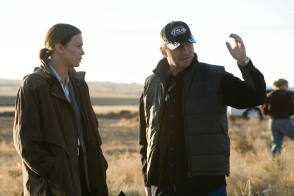 Paul Haggis Directs - Behind the Scenes photos