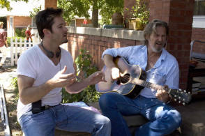 On Location : Crazy Heart (2009) - Behind the Scenes photos