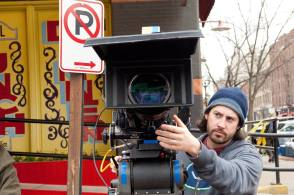 Jason Reitman : Up in the Air (2009) - Behind the Scenes photos