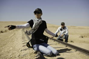 On Location : The Hurt Locker (2008) - Behind the Scenes photos