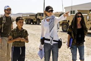 Kathryn Bigelow Directs - Behind the Scenes photos